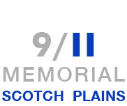Scotch Plains NJ 9/11 memorial logo